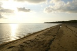 Stranden set mod nord (Kås)