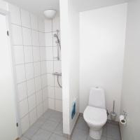 Et værelseslejlighed - badeværelse