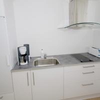 Et værelses lejlighed - tekøkken