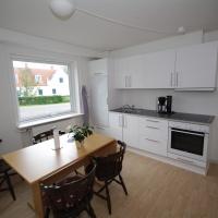 Nederste lejlighed - køkken