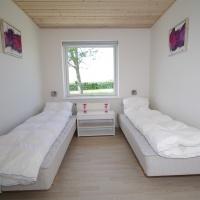 Øverste lejlighed - Sovværelse med enkelt sænge